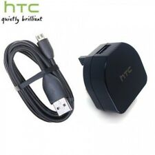 GENUINE HTC MAINS / TRAVEL CHARGER  SENSATION XL HTC ONE S HTC ONE V HTC ONE X