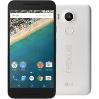 LG Google Nexus 5X H791 32gb White Unlocked Smartphone