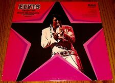 ELVIS SINGS HITS FROM HIS MOVIES LP RCA BLUE CAMDEN DYNAFLEX 1972
