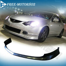 Fits 02-04 ACURA RSX DC5 JDM TR Type-R FRONT BUMPER LIP SPOILER BODY KIT PU