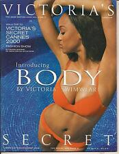 TYRA BANKS VICTORIA'S SECRET THE SWIM EDITION POOL SIDE 2000 LONDON VERY NICE!