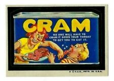 1974 Topps Wacky Packages 5th Series 5 CRAM nm-