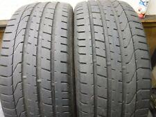 2 245 45 20 103Y Pirelli Pzero Tires 7/32 1d40 3010
