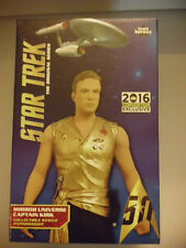 Star Trek 2016 SDCC Icon Heroes Mirror Universe Captain Kirk Statue 1/1000 - NIB