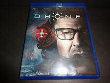 DRONE-Drone pilot Sean Bean conducts deadly missions from comfort of his home