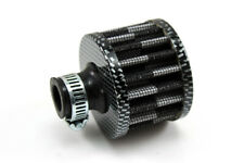 12mm Cold Air Filter Intake Black Air Compressor Crankcase Mini Oil Breather