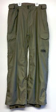QUIKSILVER Men's SIDESLIP Snow Pants - ARM - XL - NWT