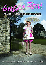 Grayson Perry: All In The Best Possible Taste [NEW & SEALED DVD]