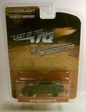 1972 '72 FORD FALCON XB LAST OF THE V8 INTERCEPTORS MAD MAX GREENLIGHT 2017