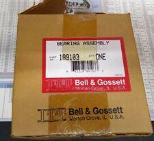 Nos Bell Amp Gossett 60 Amp Pd Bearing Assembly 189103 Series