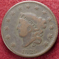 More details for united states 1 cent 1825 (d1807)