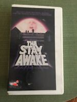 The Stay Awake Party VHS! 1987 Horror R, Eight Young Girls, & A young Teacher.