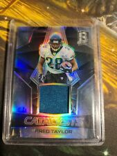 Fred Taylor 2017 Spectra