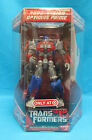 Transformers Voyager Class Robo-Vision Optimus Prime 2008 Hasbro Sealed in Box