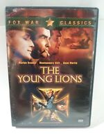 The Young Lions (DVD, 2001, Fox War Classics)
