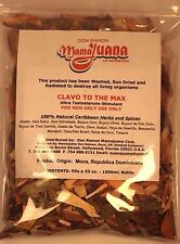 Mamajuana Don Ramon 9 - Variety CLAVO+ Testosterone to the Max - For Men Only