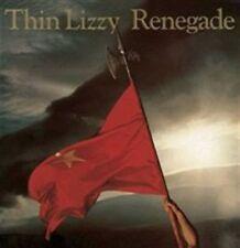 Thin Lizzy Renegade LP Vinyl 2014 180gm 33rpm