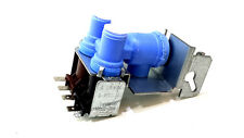 GE ICEMAKER FRIDGE WATER INLET VALVE WR57X10032 1/4 & 5/16 110V 61005997 DR302