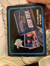 Vintage 1992 Enesco Star Trek  #913235 Playing Cards