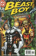 BEASTBOY (2000) #4 Back Issue (S)