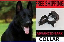 BARK STOPPER Advanced DOG Anti BARKING Control System Tone Shock Control COLLAR