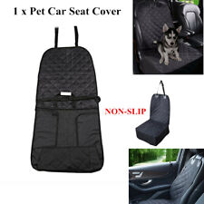 Waterproof Dog Cat Pet Front Car Truck Seat Cover Protector Non-slip SUV Mat Pad