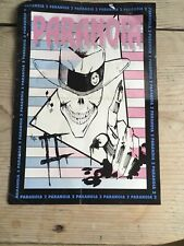 Acid House Rave Flyers 1989 Paranoia