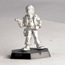 Citadel Games Workshop 1985 2000AD Judge Dredd Models JD3 Angel Gang Pa Angel