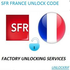 UNLOCK SFR FRANCE XPERIA NOKIA HUAWEI ...AND ALL MODELS