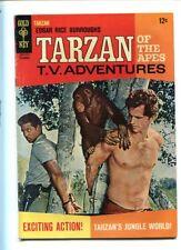 TARZAN #162 SOLID GRADE CLASSIC PHOTO COVER GOLD KEY GEM