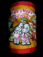 Ü ei-3Teile-Happy Hippos Tasche-Crazy Crocos Matchsack-Fancy Fuxies Geheimtasche