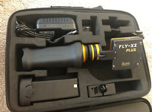 Ikan Fly X3 Plus 3-axis Gimbal GoPro + CASE.