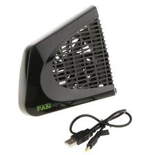Video Gioco Ventola di Raffreddamento per Xbox 360 Slim Console - Nero