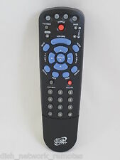 NEW Dish Network Bell ExpressVU 1.5 Blue Button IR Remote 301 311 Model 113268