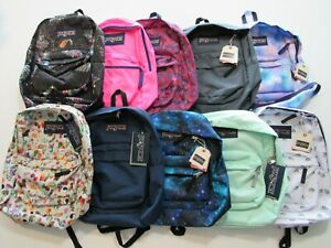 Jansport Superbreak School Backpacks Nwt