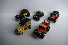 """Micro Machines #28 Antique Collection """"FULL SET"""" Loose Lot 1990 Galoob  WOW!!"""