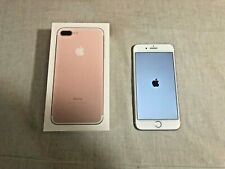 Apple iPhone 7 Plus - 256GB - Rose Gold (AT 1784) with Box Unlocked