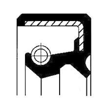 CORTECO Wellendichtring, Differential Antriebsachse Ausgang Hinten Rechts Vorne
