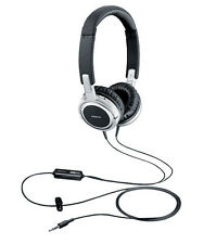 Nokia Stereo Headset WH-600 – Black / Silver - new