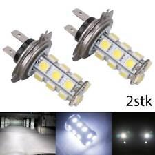 2Stk H7 LED Headlight Scheinwerferlampen Kit Hoch Oder Abblendlicht Neu