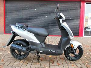 KYMCO AGILITY 50 E5 SCOOTER BRAND SCOOTER NEW 2 YEAR WARRANTY FINANCE