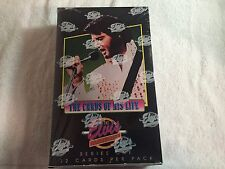 Elvis Presley 1992 River Group Cards of His Life Collection-Sealed Box-Series 1