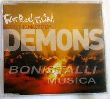 FAT BOY SLIM ft. MACY GRAY - DEMONS - CD Single Sigillato