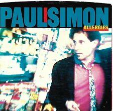 """SIMON, Paul  (Allergies)  Warner Bros. 7-29453 + """"VG+"""" picture sleeve"""