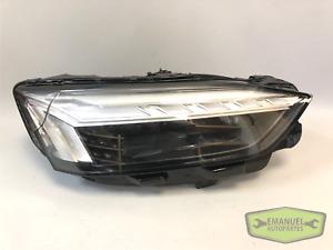 Audi A5 S5 RS5 Euro 2020 RH Right Full LED Headlight OEM 8W6941040A