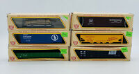 Vintage HO Scale International Hobby Corp Box Freight Car Trains Railroad Lot