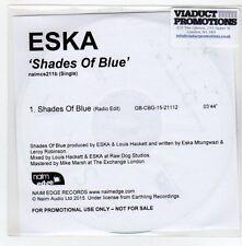 (GE400) Eska, Shades of Blue - 2015 DJ CD