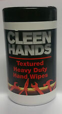 Cleen Hands Textured Heavy Duty Hand Wipes (50) The Chimney Sweeps Friend