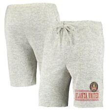 Atlanta United FC Concepts Sport Traction Shorts - Gray