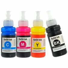 Replacement Ecotank Epson Bottled Ink et-2500, et-2550, et-4500, et-4550 HQ